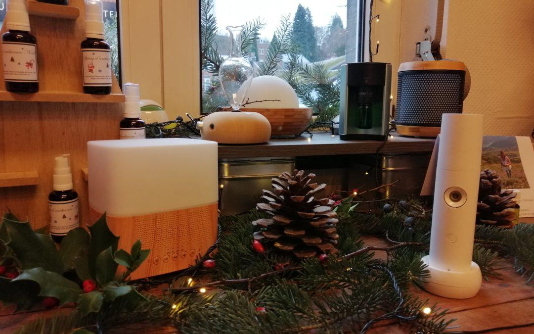 En décembre, le magasin sera ouvert les mardis et samedis toute la journée!